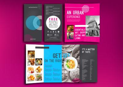 Orchard Central Directory Brochure - Alternative Design