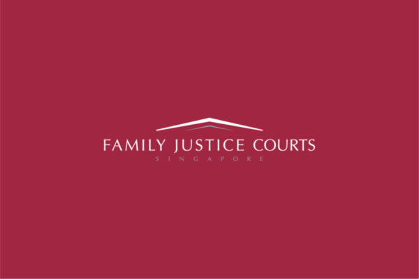 Leow HouTeng Design Portfolio - Family Justice Courts Corporate Identity - Logo Inverse