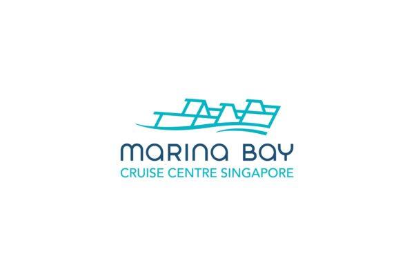 Design and Digital Marketing Portfolio - Marina Bay Cruise Centre Singapore - Corporate Identity Logo