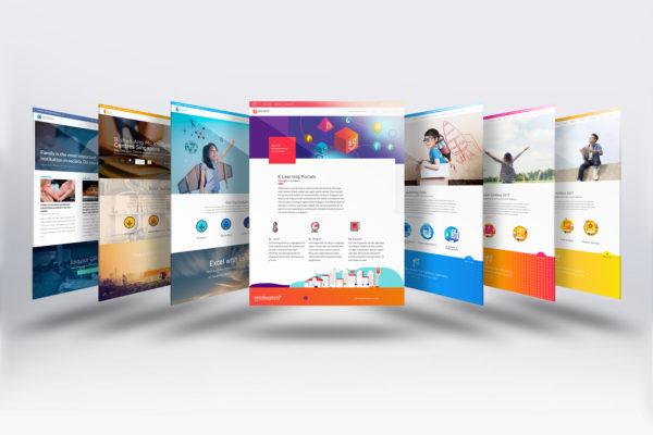 Design and Digital Marketing Portfolio - SGEducators Tuition Hub - Supporting Portals
