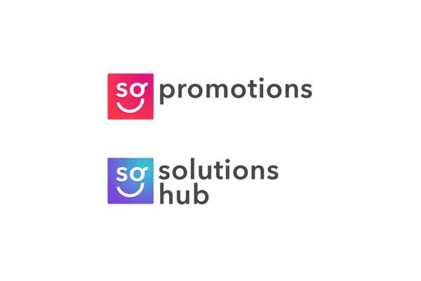 Design and Digital Marketing Portfolio - SGEducators Tuition Portal Development - SG Promotions and SG Solutions Hub Logo