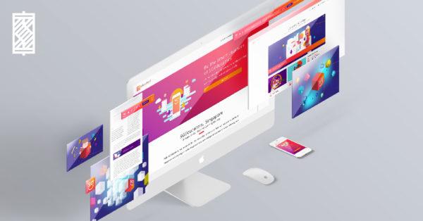 Design and Digital Marketing Portfolio - SM - SGEducators Tuition Portal Development