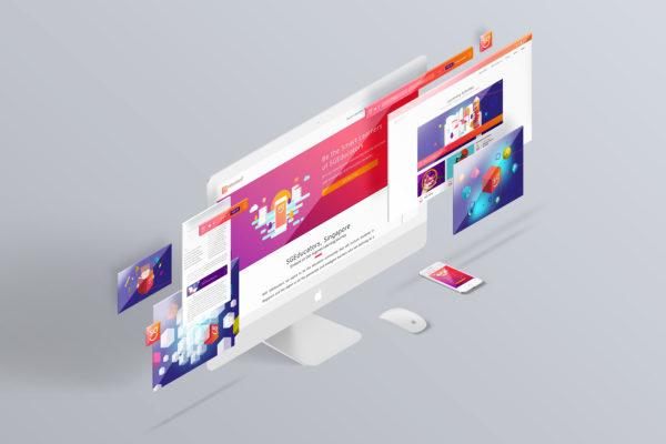 Design and Digital Marketing Portfolio - SGEducators Tuition Hub - Mac Perspective