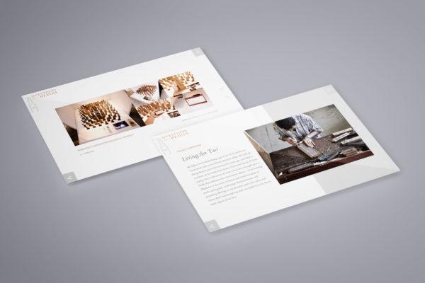 Design and Art Portfolio - Questions to Heaven - Website 3 - Leow Hou Teng