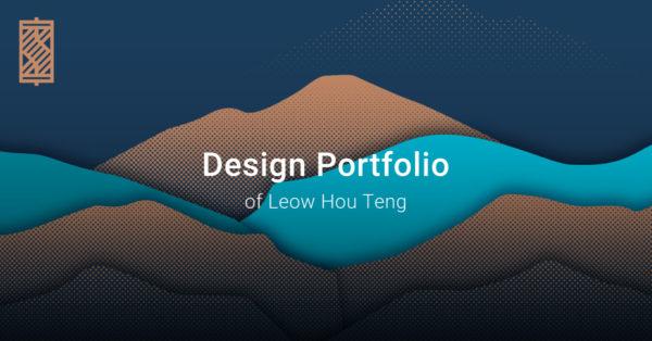 Design Portfolio of Leow Hou Teng - Graphic Design Singapore - SM