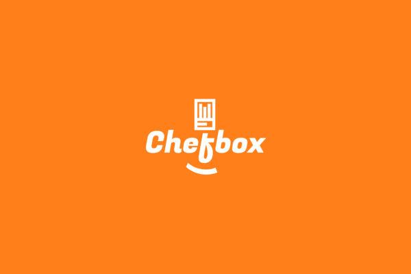 General Assembly Singapore - Chefbox App - Logo Orange - Leow Hou Teng